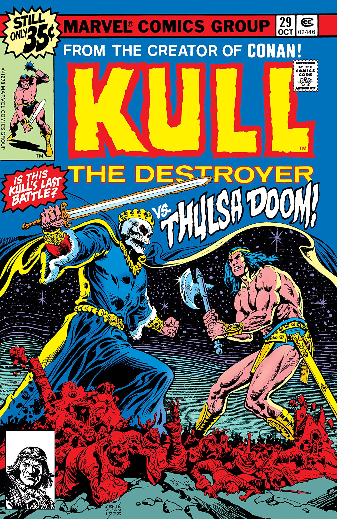 Kull the Destroyer Vol 1 29