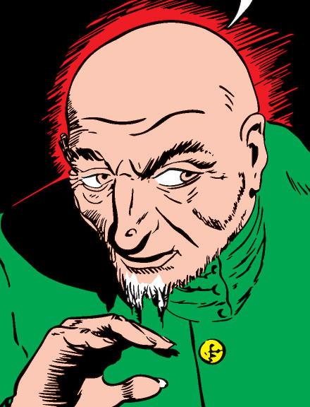Lemo Douglas (Earth-616)