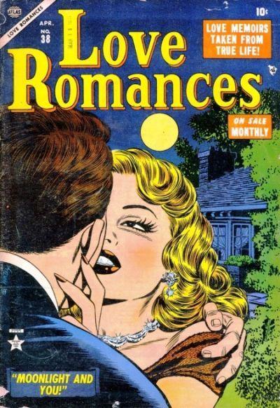 Love Romances Vol 1 38