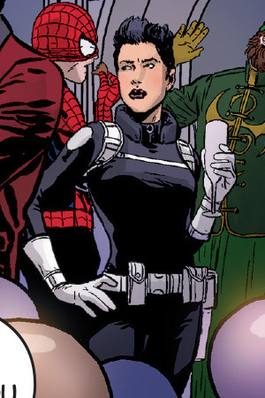Maria Hill (Earth-TRN421) from 100th Anniversary Special - X-Men Vol 1 1 001.png