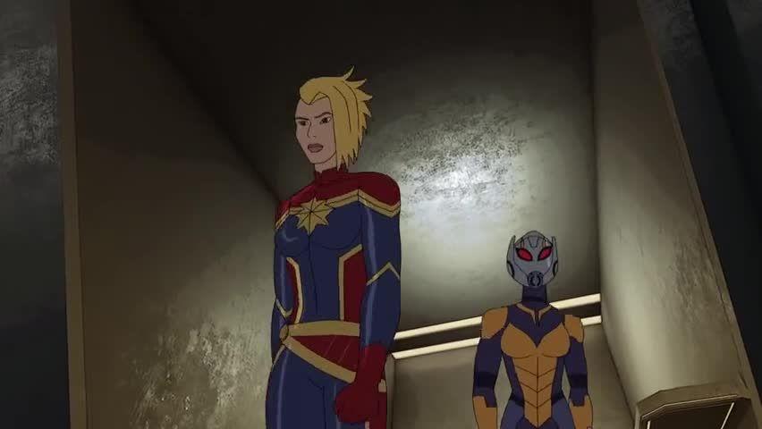 Marvel's Avengers Assemble Season 4 4