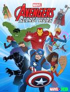 Marvel's Avengers Assemble Season 4 poster