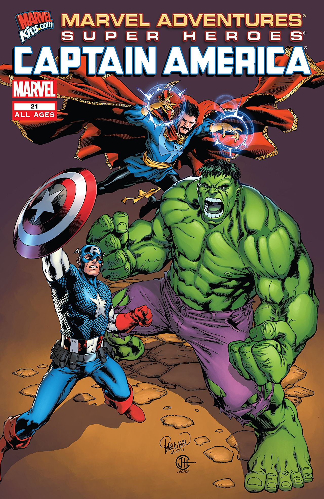 Marvel Adventures: Super Heroes Vol 2 21
