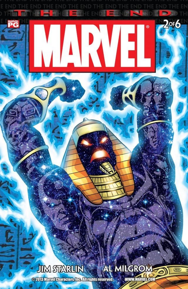 Marvel Universe: The End Vol 1 2