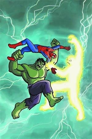 Marvel Universe: Ultimate Spider-Man Vol 1 15