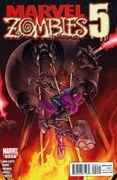 Marvel Zombies 5 Vol 1 2