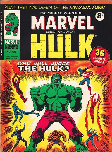 Mighty World of Marvel Vol 1 136