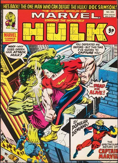Mighty World of Marvel Vol 1 223