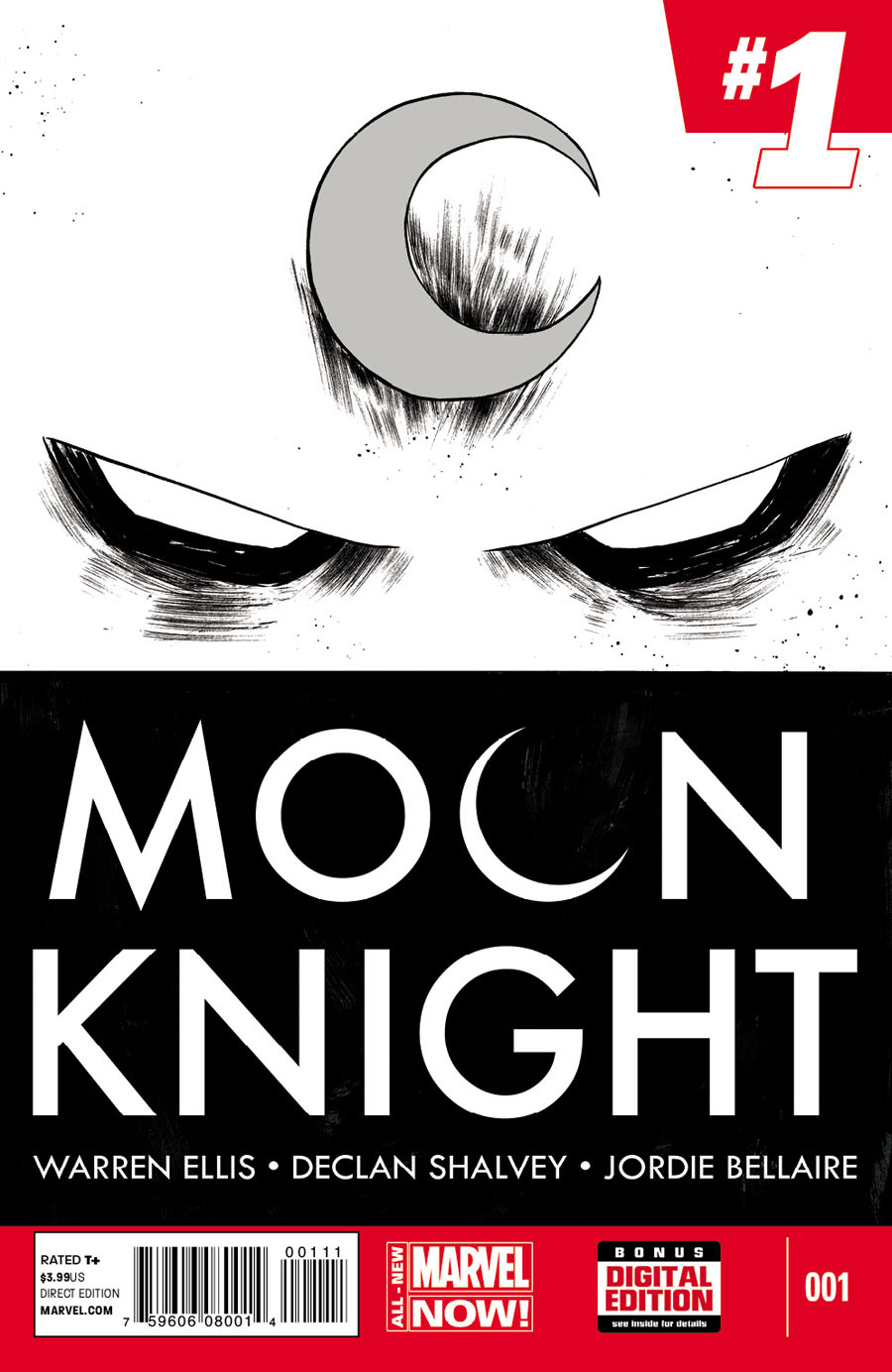 Moon Knight Vol 7 1