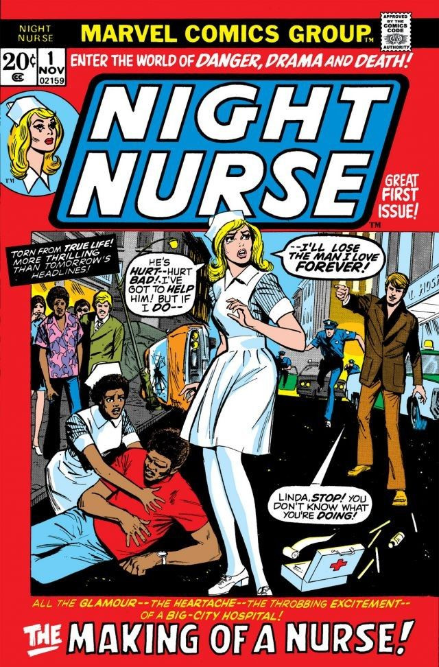 Night Nurse Vol 1 1