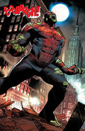 Peter Parker (Earth-616) from Immortal Hulk Great Power Vol 1 1 001