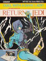 Return of the Jedi Weekly (UK) Vol 1 102