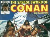 Savage Sword of Conan Vol 1 121