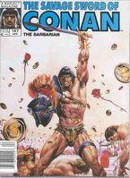 Savage Sword of Conan Vol 1 147