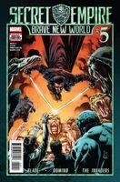 Secret Empire Brave New World Vol 1 5
