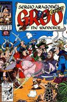 Sergio Aragonés Groo the Wanderer Vol 1 85