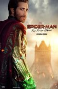Spider-Man Far From Home poster 008