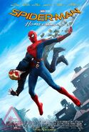 Spider-Man Homecoming poster 013