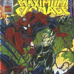 Spider-Man: Maximum Clonage Omega Vol 1 1
