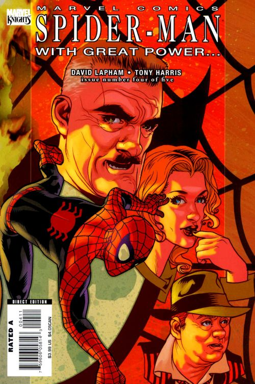 Spider-Man: With Great Power... Vol 1 4