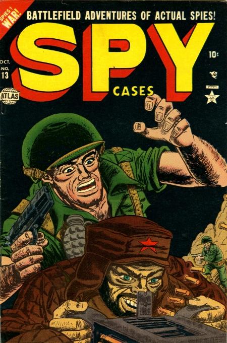 Spy Cases Vol 1 13