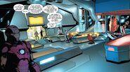 Stark Unlimited HQ from Tony Stark Iron Man Vol 1 1 003