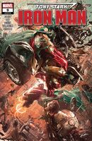 Tony Stark Iron Man Vol 1 9