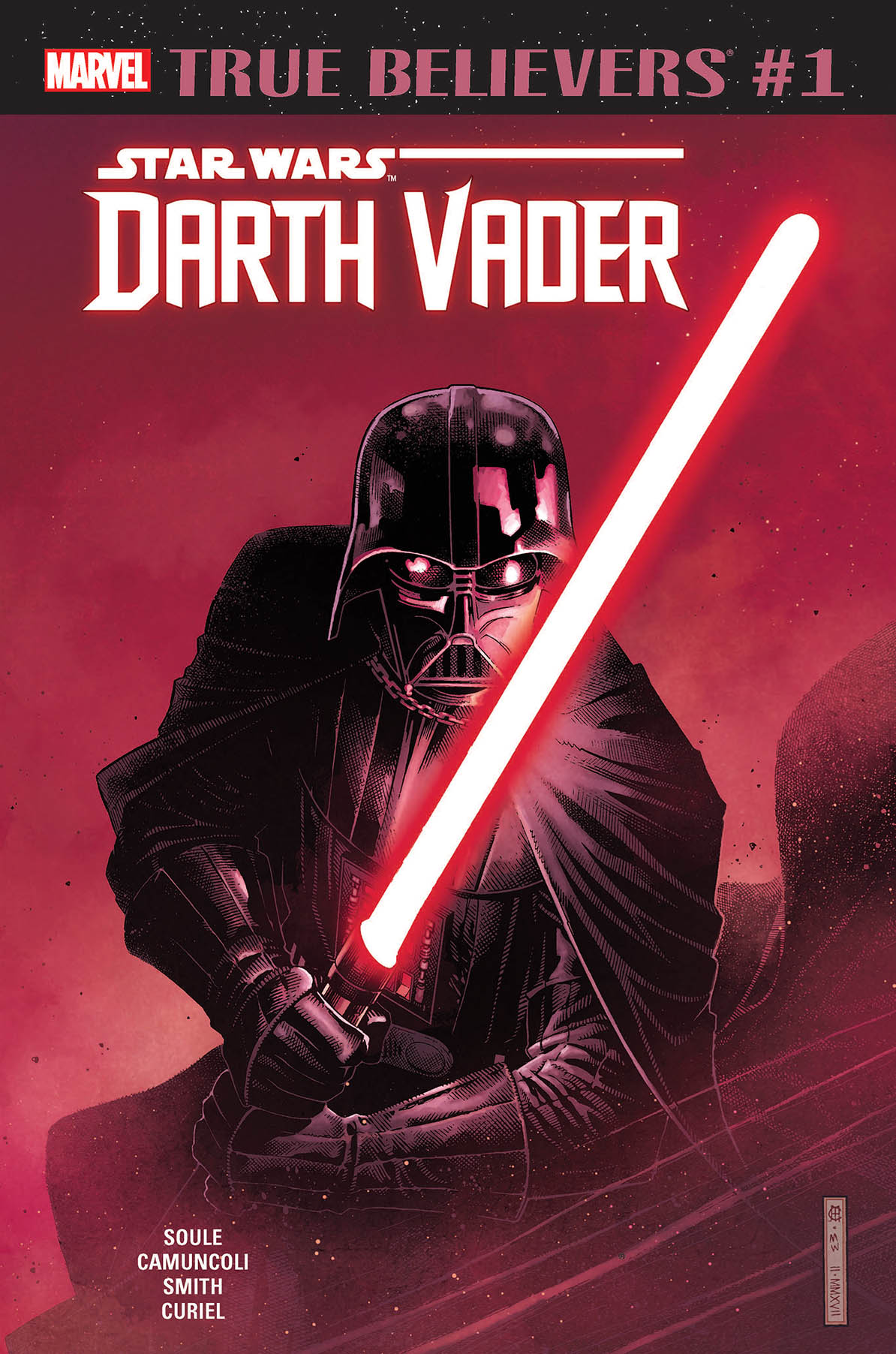 True Believers: Star Wars - Darth Vader Vol 1 1