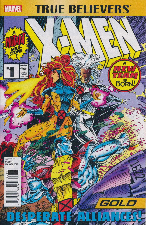 True Believers: X-Men Gold Vol 1 1