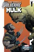 Ultimate Wolverine vs. Hulk Vol 1 1