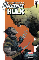 Ultimate Wolverine vs. Hulk Vol 1 1