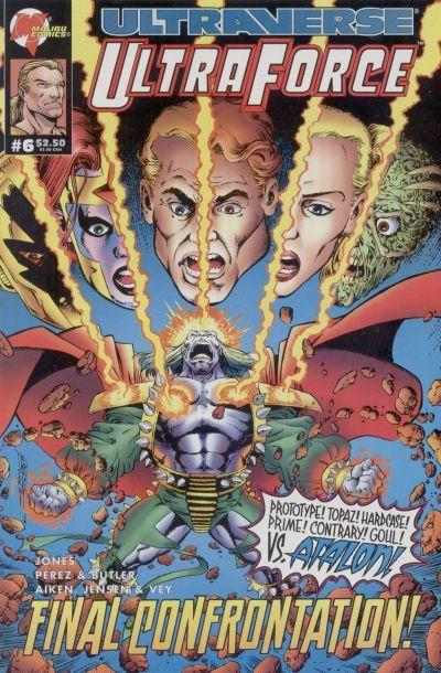 UltraForce Vol 1 6