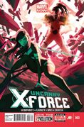 Uncanny X-Force Vol 2 3