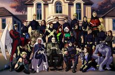 X-Men (Earth-11052)