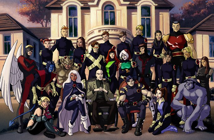 X-Men (Earth-11052)
