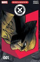 X-Men Unlimited Infinity Comic Vol 1 1