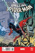 Amazing Spider-Man Vol 1 700.1 Janson Variant