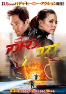 Ant-Man and the Wasp (film) poster 016