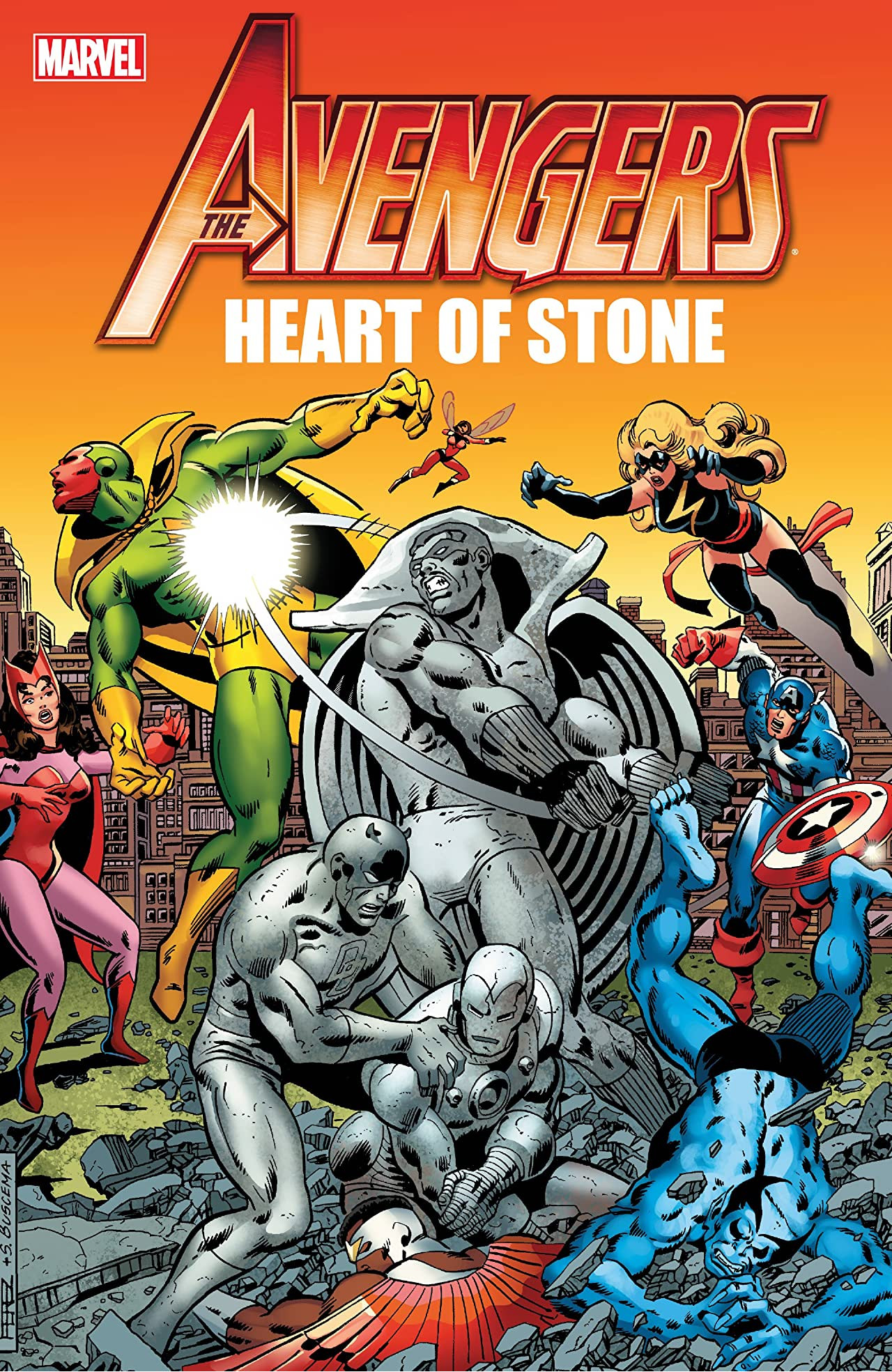 Avengers: Heart of Stone TPB Vol 1