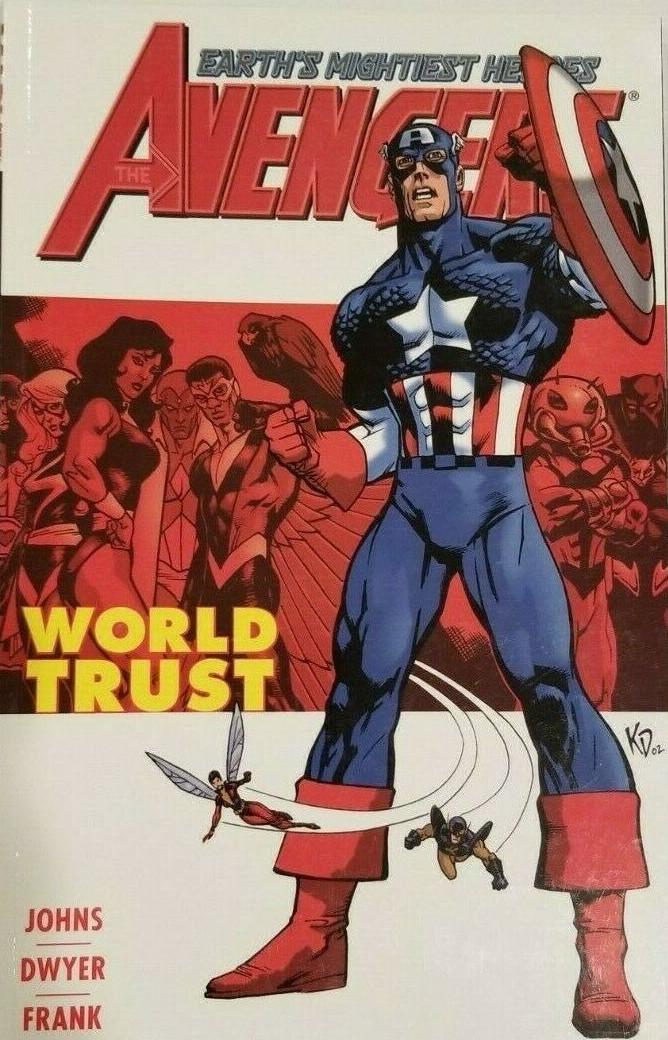 Avengers TPB Vol 3