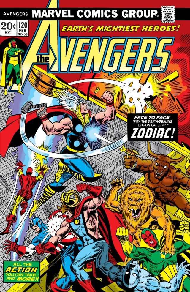 Essential Series: Avengers Vol 1 6
