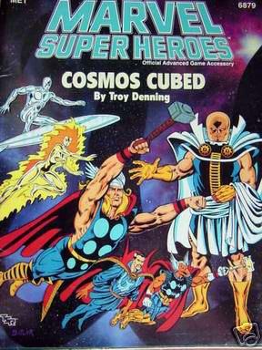 Cosmos Cubed