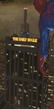 Daily Bugle (Earth-TRN376)/Gallery