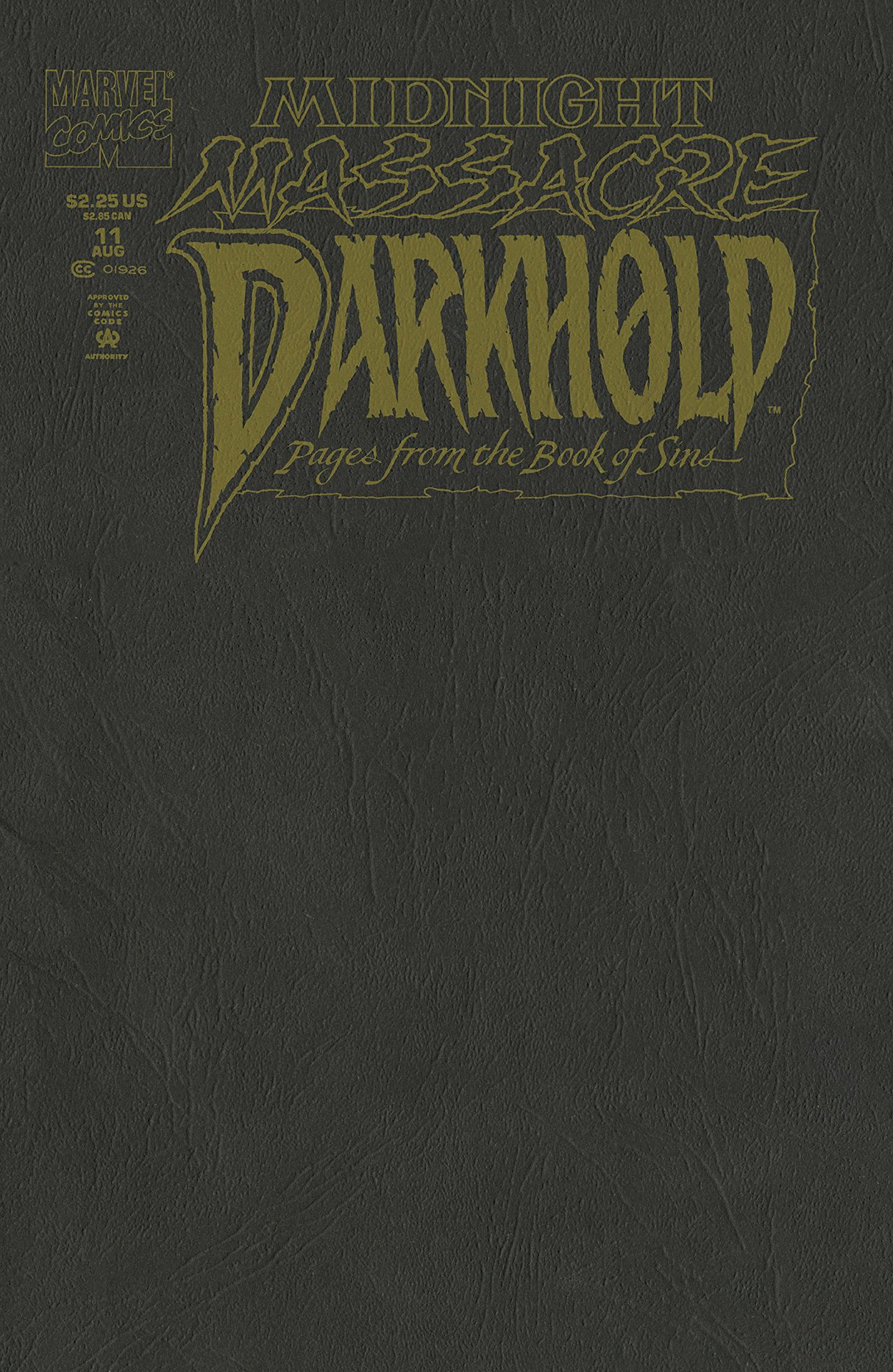 Darkhold: Pages from the Book of Sins Vol 1 11
