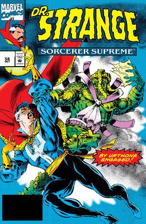 Doctor Strange, Sorcerer Supreme Vol 1 58.jpg