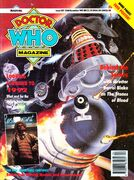 Doctor Who Magazine Vol 1 182