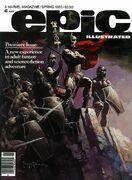 Epic Illustrated Vol 1 1