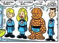 Fantastic Four (Earth-99062)