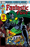 Fantastic Four Vol 1 247