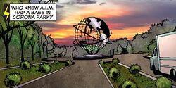Flushing Meadows–Corona Park Unisphere from Ms. Marvel Vol 2 25 001.jpg
